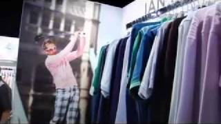Ian Poulter clothing interview