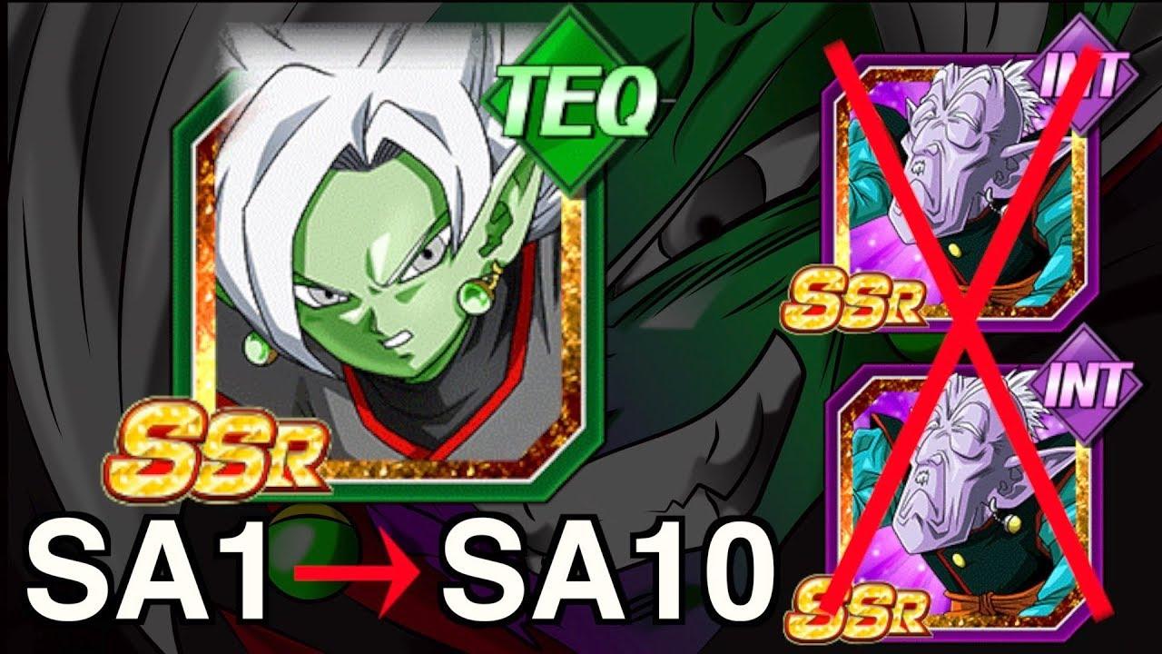 sa1 to sa10 teq fusion zamasu no elder kais needed dragon