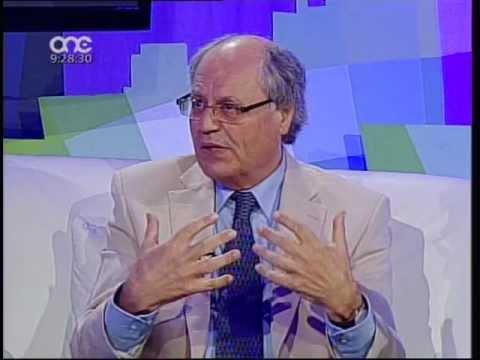 Prof Edward Scicluna invited on Folji on ONE