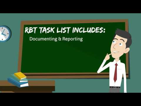 RBT Certification Info