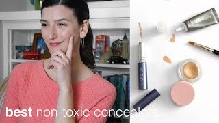 Best Non-toxic Concealers | Clean, Green Beauty