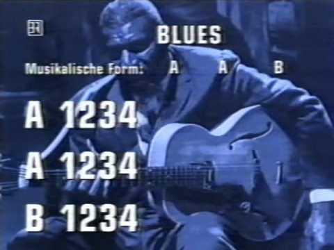 Die Geschichte des Jazz: Blues-Schema