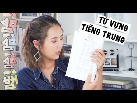 5 cách học từ vựng tiếng Trung hiệu quả | From Sue