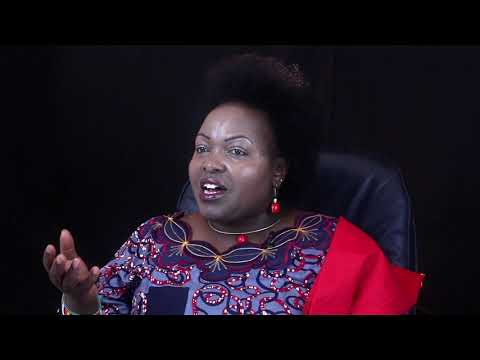 Nubian Queens & Female Leaders | AFRICANUS TALKS | SARAH AGNELA NYAOKE OUMA | PART 11