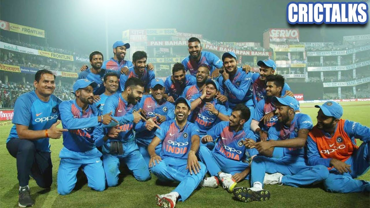 1st T-20: India's maiden victory over New Zealand in T-20Is: Nehra's Retirement Match   CricTalks2