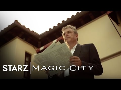 Magic City  Magic City Season 2 Finale P  STARZ