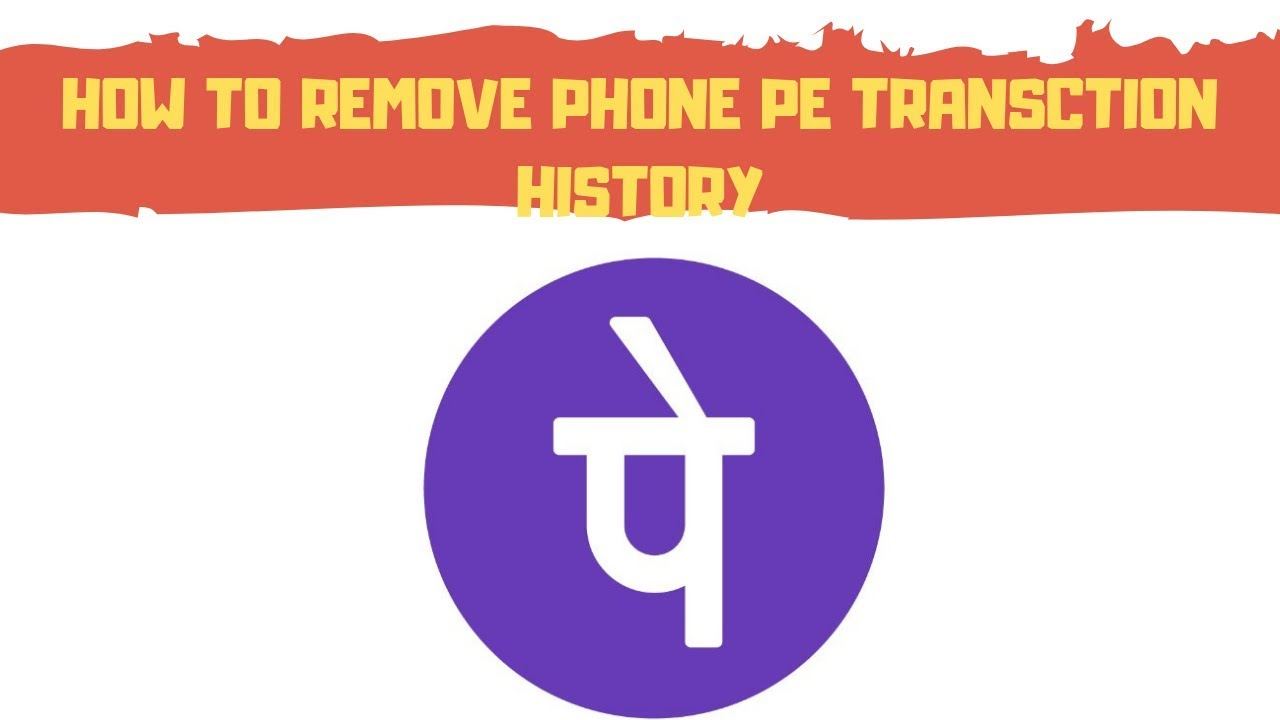 How to Clear or Delete PhonePe Transaction History || Can i Clear PhonePe  Transactions History ?