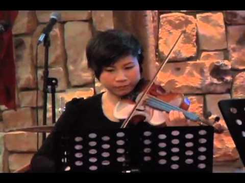 Tustin Music Recital- String Quartet