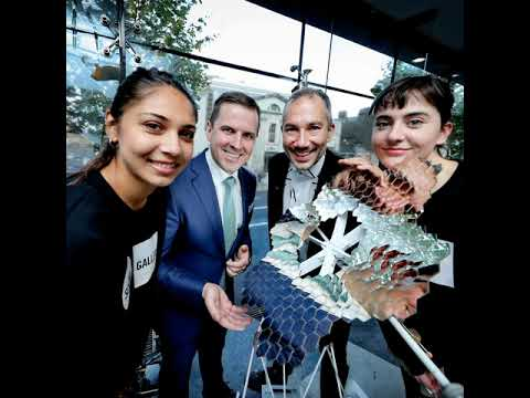 IDA Ireland & Science Gallery International collaboration