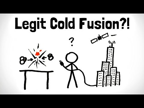 Legitimate Cold Fusion Exists | Muon-Catalyzed Fusion