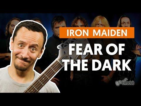 Fear Of The Dark - Iron Maiden (aula de baixo)