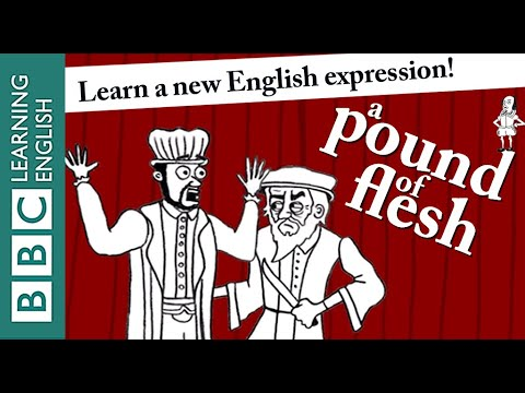 A pound of flesh - Shakespeare Speaks - YouTube