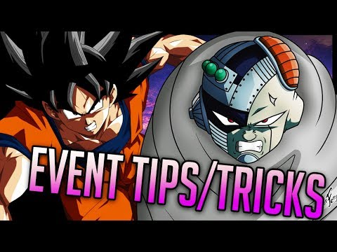 MAKE SURE YOU DO THESE THINGS! Global Tournament Of Power Event TIPS Dragon Ball Z Dokkan Battle