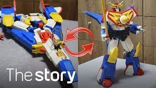 레고로 구현된 완벽한 '변신 합체'! 레고 변신 로봇 제작의 달인 - 레고 창작, 이승훈(과수원그리드)(ENG/KOR sub)