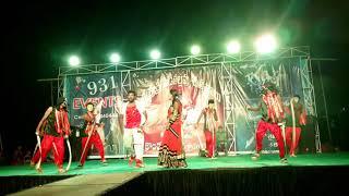 Vetadu ventadu dance video andham andham song from vizag  king cherry charan