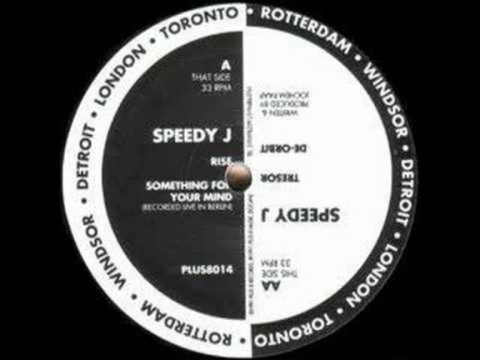 De-Orbit -Speedy J / Rise EP