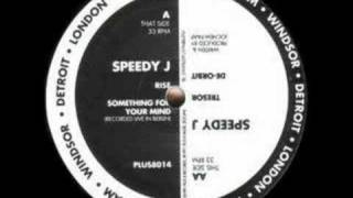De-Orbit -Speedy J / Rise EP