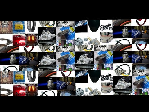 Pulsar 180 Spare Parts List