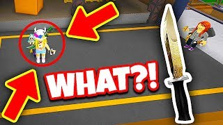 THE MOST INSANE MURDER MYSTERY 2 GAME EVER!!! (2 MURDERERS IN 1 GAME?!) ROBLOX MURDER MYSTERY 2
