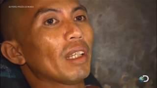 A PIOR PRISÃO DO MUNDO: FILIPINAS.