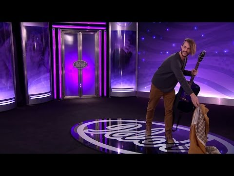 Felix Andersson - Feeling Good av Nina Simone (hela audition) - Idol Sverige (TV4)