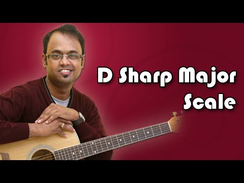 How To Play - D Sharp Major Scale / E Flat - Guitar Lesson For Beginners