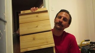 Do You Wanna Build A Bat House!?! (5.26.14)