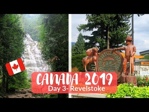 Canada Vlogs 2019 🇨🇦Day 3 - Travelling To Hope And Kamloops, BC!