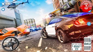 Police Car Chase Game - Police Duty Car Driving - Android GamePlay
