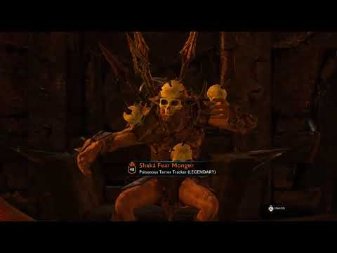 Middle Earth  Shadow of War Taking the citadel 2 go success