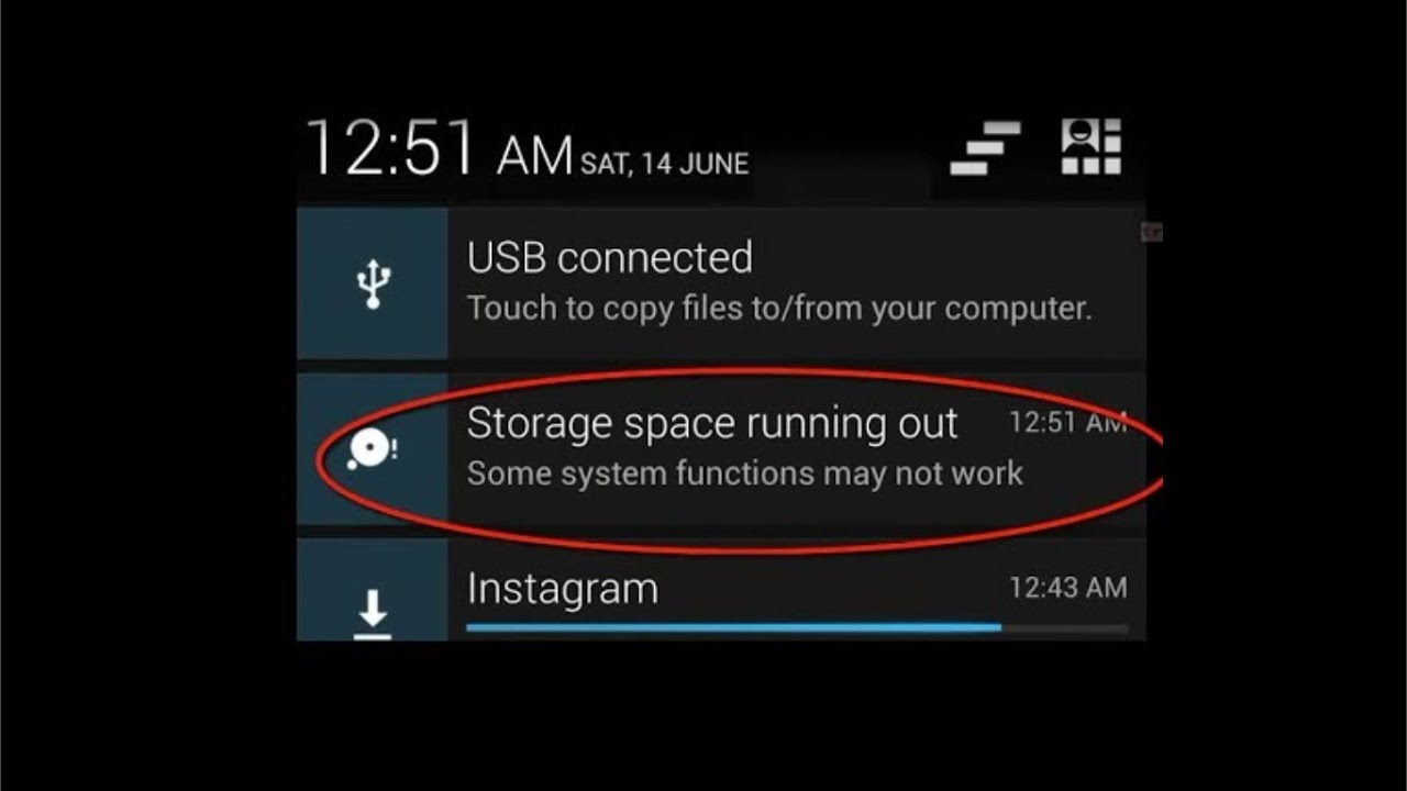 How To Free Up Space On Android Smartphone Without Deleting Anything!  Android (operating System)   YouTube