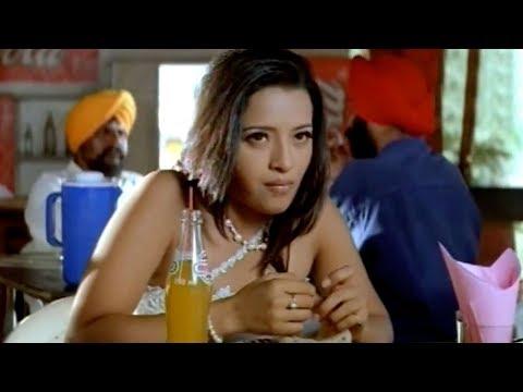 Adrushtam Scene - A Stranger Observes Asha...