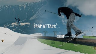 The Crap Attack 2019 #3 LAAX