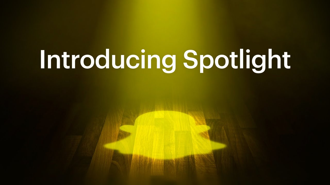 Faut-il déjà oublier TikTok ? Snapchat lance Spotlight.