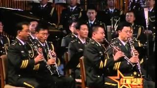 军营大舞台 纪念中国人民志愿军入朝参战60周年《奏响和平乐章》