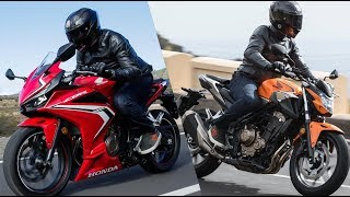 Honda CBR500R & CB500F Review | Updated for 2019 & still A2 licence friendly