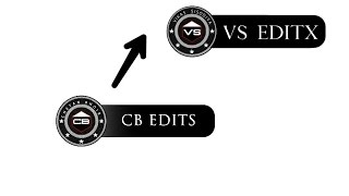 How make CB Edite logo by picsart || VS Editx