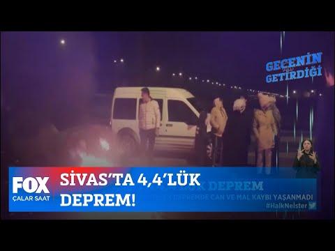 Sivas'ta 4,4'lük deprem! 8 Şubat 2021 İsmail Küçükkaya ile Çalar Saat