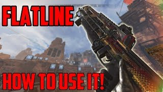 Apex Legends - The Flatline is BETTER Than You Think - Here's How to Use it Effectively