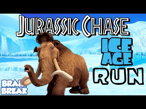 Download Jurassic Chase: Ice Age - PE Game