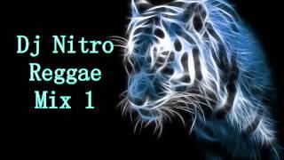 Dj Nitro Costa Rica   Reggae Mix 1