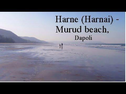 Harne(Harnai) - Murud Beach, Dapoli