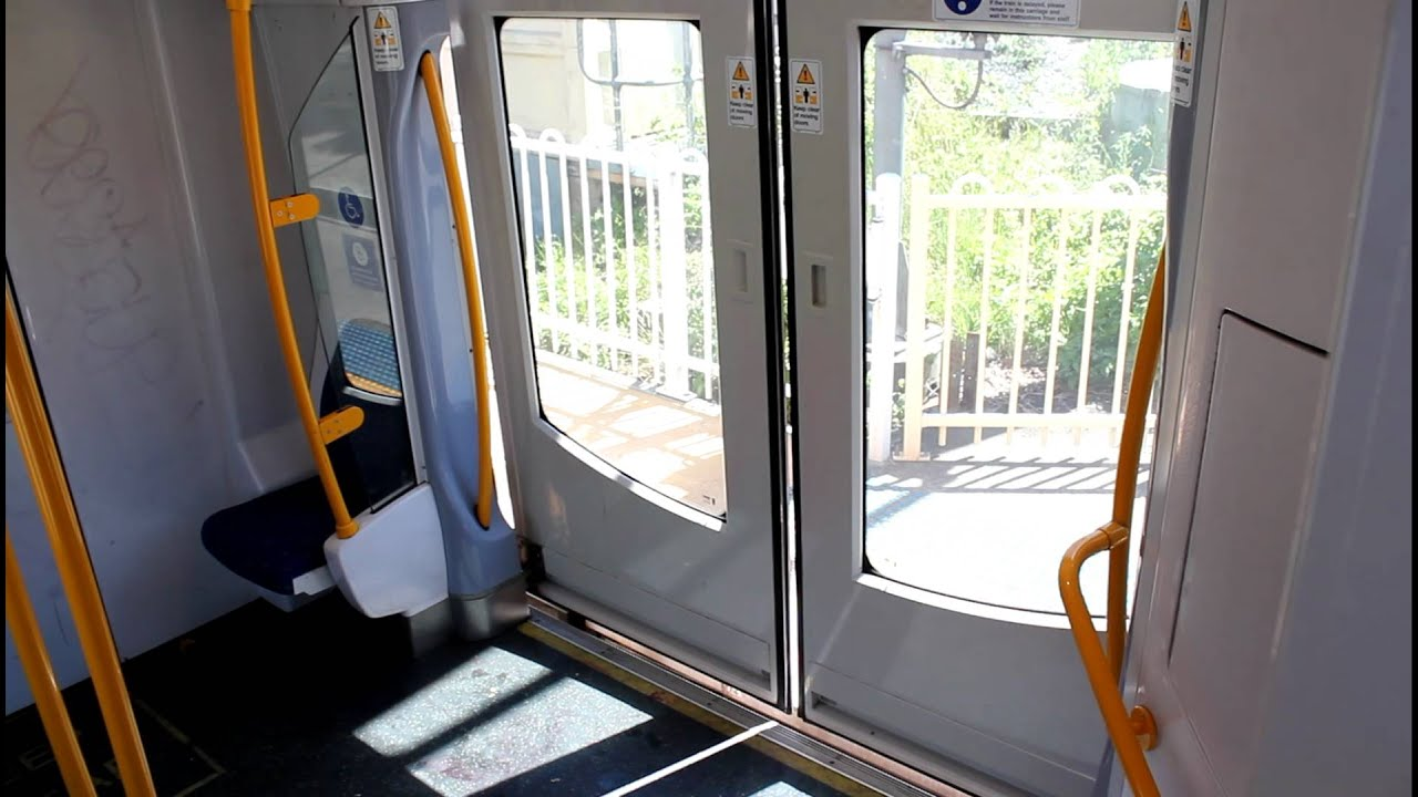 CityRail Millennium Train Doors opening from upper deck staircase - YouTube & CityRail Millennium Train Doors opening from upper deck staircase ... pezcame.com