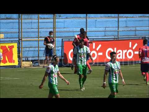 Video Municipal vs Antigua GFC