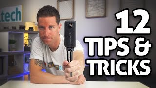 Insta360 ONE X: 12 Tips & Tricks!