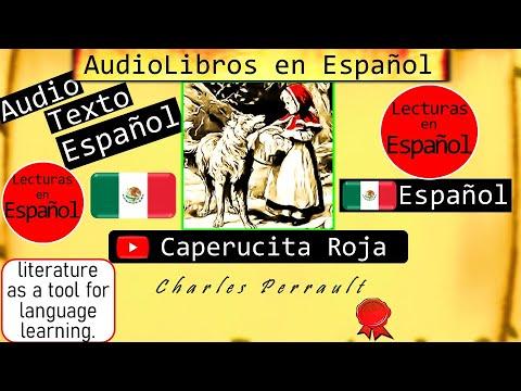 Caperucita Roja | Charles Perrault  |  Audiolibros en Español con Subtítulos | Cuentos Infantiles