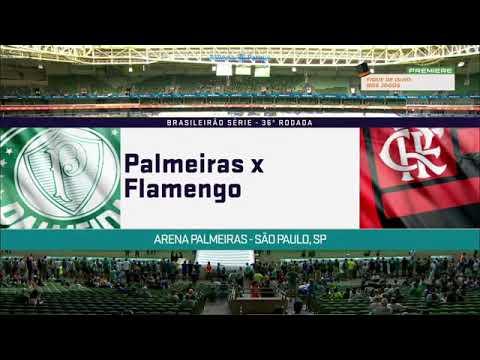 Palmeiras 1x3 Flamengo - Melhores Momentos 01/12/2019