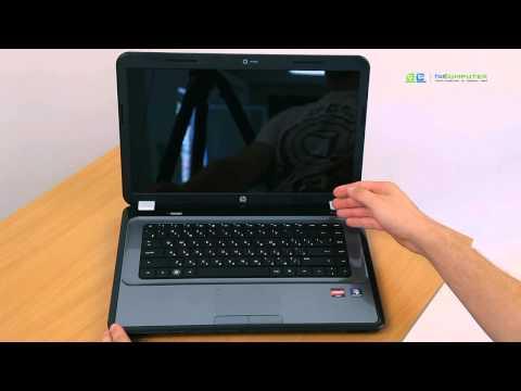 Обзор ноутбука HP G6-1000er