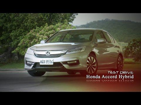 Honda Accord Hybrid試駕:精緻價值整體提升