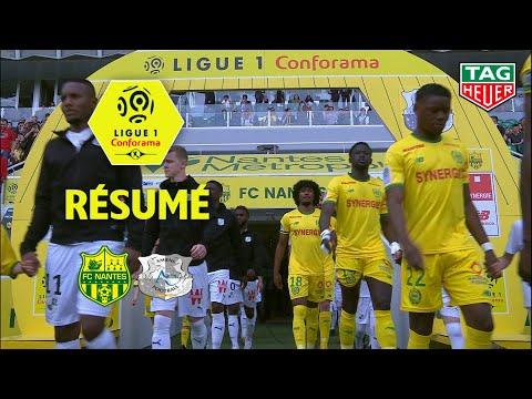 FC Nantes - Amiens SC ( 3-2 ) - Résumé - (FCN - ASC) / 2018-19